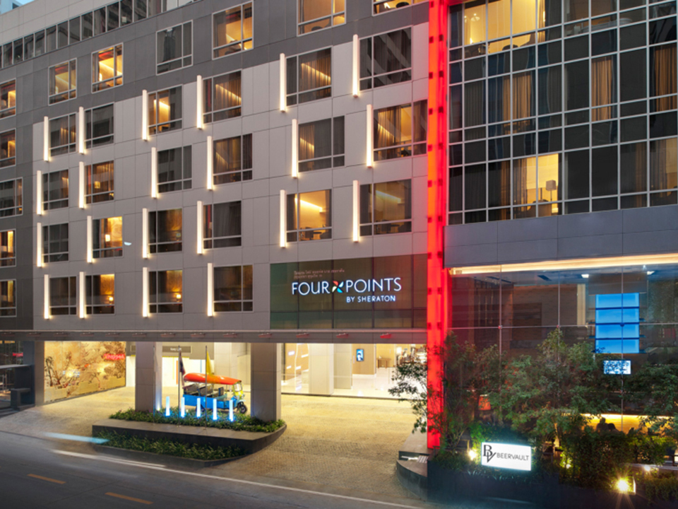 Four Points by Sheraton, Bangkok